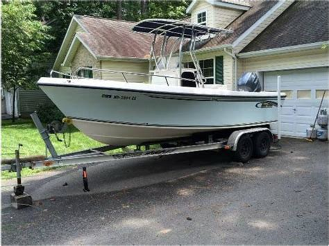 maycraft bay boat 2010 maycraft 2000cc powerboat for sale in maryland