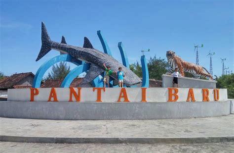 destinasi wisata pantai  yogyakarta tempat wisata