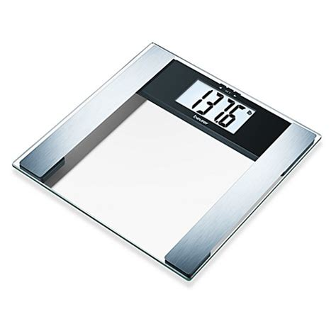 bed bath and beyond scales buy beurer body analysis bathroom scale from bed bath beyond