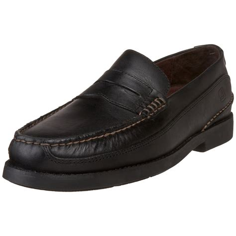 loafer sperry sperry top sider seaport loafer in brown for