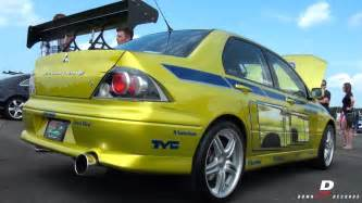 Fast And The Furious Mitsubishi Paul Walker S Quot 2 Fast 2 Furious Quot Mitsubishi Evo