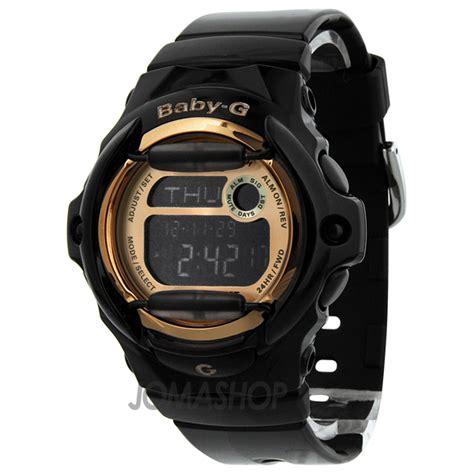 casio baby g digital black resin bg169g 1cr