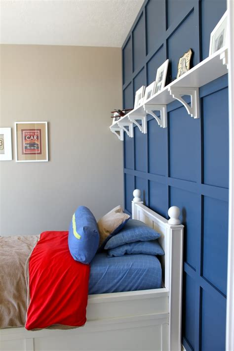 boys room accent wall pin by kristie on for our home boys room play room pintere