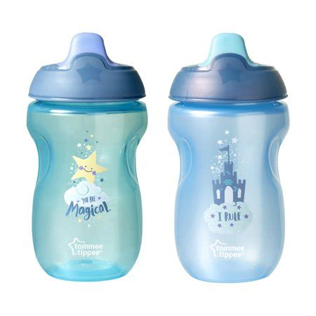 Tommee Tippee Spout tommee tippee soft spout sippy cup 2 pack walmart
