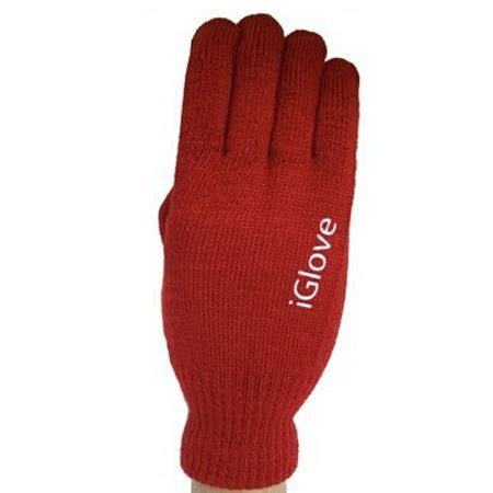 Iglove Touch Gloves For Smartphones Tablet Black Limited sarung tangan motor glove touch iglove for smartphones