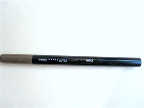 Maybelline Duo Shaper maybelline fashion brow duo shaper brown review