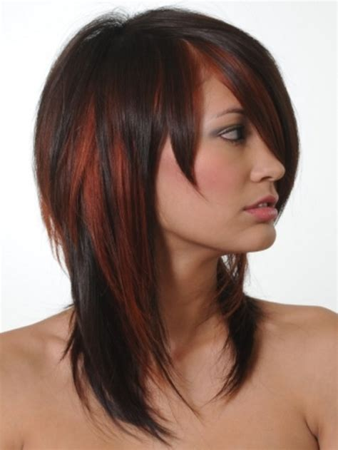 hairstyles and color highlights 50 hairstyles featuring dark brown hair with highlights