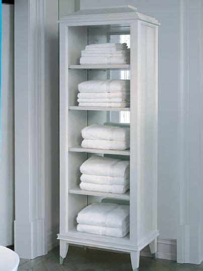 free standing bathroom storage ideas image of a free standing shagreen towel rack sherree s