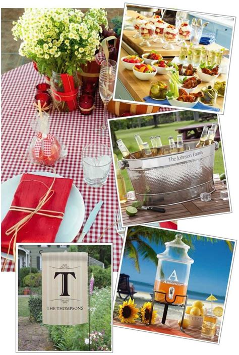 Backyard Bbq Essentials Backyard Bbq Wedding Essentials Outdoor Wedding Ideas