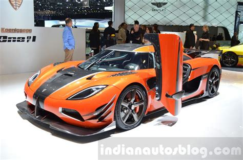 koenigsegg india koenigsegg agera final one of 1 front quarter at 2016