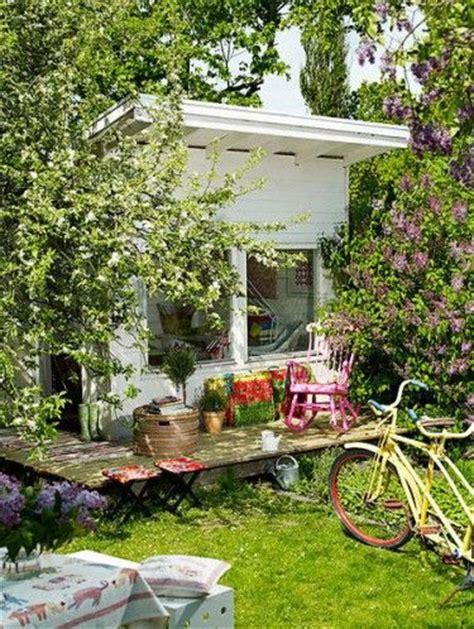 shabby chic garden shed decorating pinterest