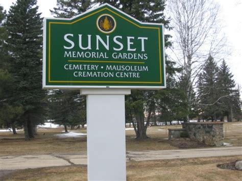 Sunset Memorial Gardens by Find A Grave Sunset Memorial Gardens