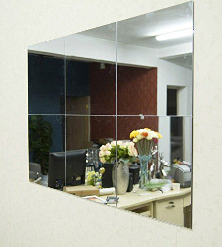 silver squares framed mirror 32x66 in living room new large transitional rectangle wall mirror luxury