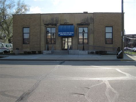 Logan Square Post Office by Morris Illinois Post Office Post Office Freak