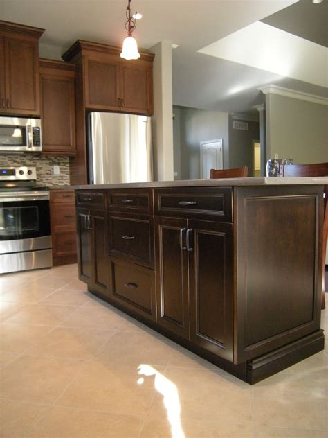 Cabinet Works by Stained Kitchens Irwin Cabinet Works