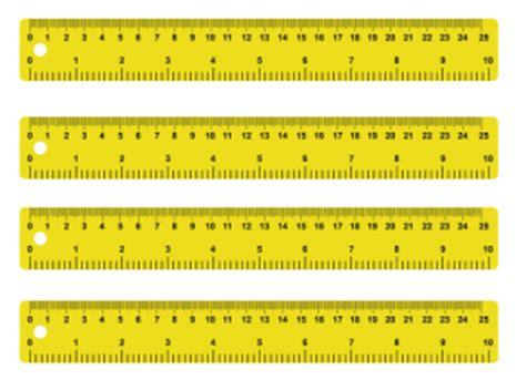 Printable Yellow Ruler | yellow printable rulers