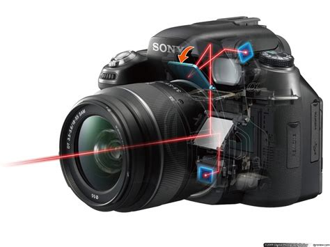 Kamera Sony Dslr A580 sony a550 review digital photography review