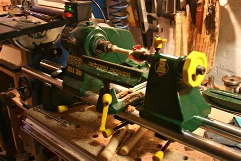 record woodworking review record power cl1 36 lathe by mafe lumberjocks