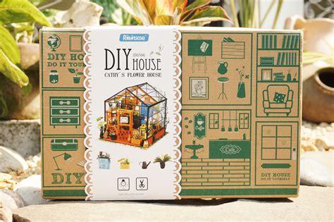 dollhouse greenhouse diy dollhouse kit miniature greenhouse cathy s flower