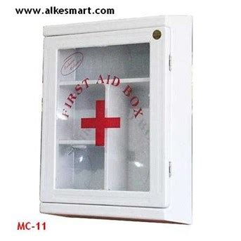 Jual Pipet Sidoarjo jual kotak p3k mc11 maspion plastik murah oleh alkesmart