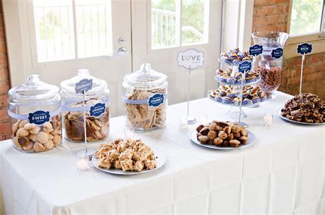 wedding dessert bar ideas s navy white dessert bar