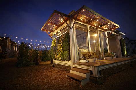 airbnb los angeles airbnb eco pod david hertz architects faia the studio