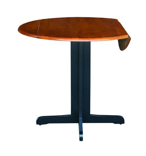 36 inch table 36 inch contemporary dropleaf table wood you furniture