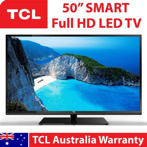 tcl   cm smart led tv lcd television fhd p