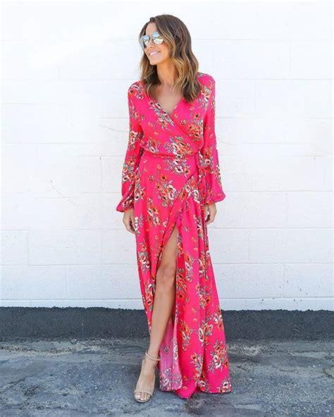 J 58364 Rosa Maxi 2279 besten dress bilder auf kleider rock modestile und r 246 cke