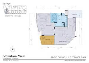 view floor plans mountain view condominium chiang mai by boutique condominium co ltd