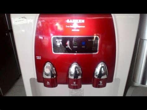 Harga Sanken Hwd Z89 inilah spesifikasi dan fitur dispenser duo gallon sanken