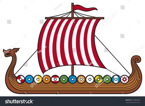 long boats cartoon viking ship clipart long pencil and in color viking ship