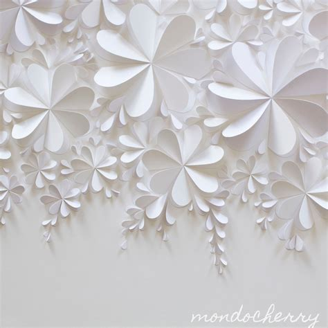White Craft Paper - 1000 images about paper flowers on paper