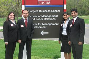 Ud Mba by Ud Mba Team Takes Second Place In Rutgers Competition