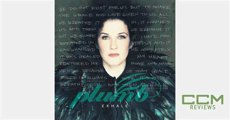 Plumb Reviews by Plumb Exhale Album Review Ccm Magazine