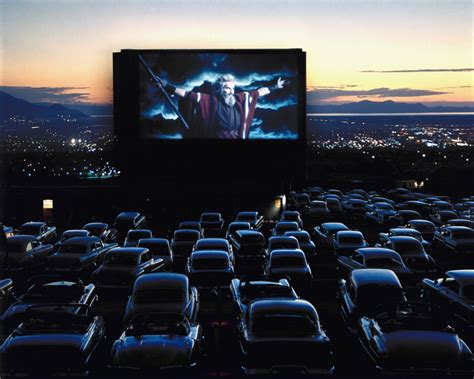 Drive In Cinema | film the drive in theater an icon of american culture