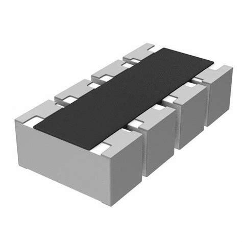 digikey resistor array yc124 fr 0733rl yageo resistors digikey