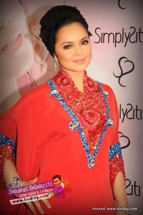gambar siti nurhaliza terbaru koleksi gambar artis malaysia tv al hijrah online streaming sensasi selebriti berita