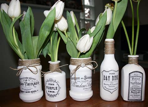 Decoupage Vase Ideas - brag monday decoupage vases elephant card the