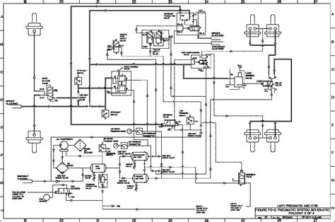 pneumatic system schematic diagram pneumatic free engine