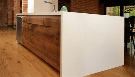 Standard Laminate Countertop Thickness by Kitchen Benchtops