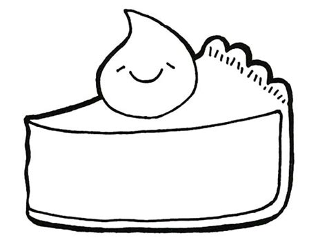 cake slice coloring page slice cake coloring coloring coloring pages