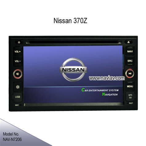 Iphone 3156 Av 3cm 2 nissan 370z murano stereo radio car dvd player gps navi