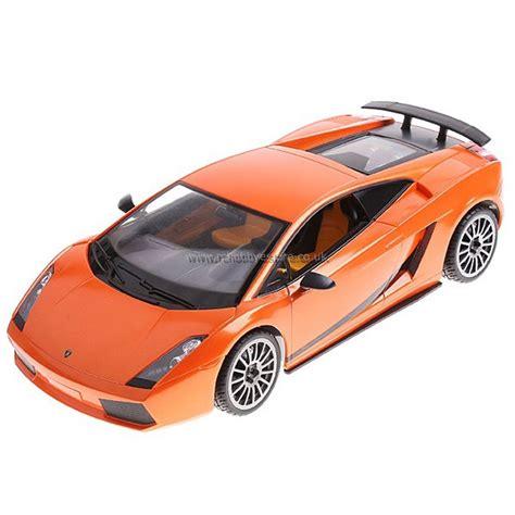 Rastar Rc Cars Lamborghini Rastar Lamborghini Gallardo Superleggera 1 14 Rc Scale Model