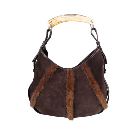 10 Fabulous Yves Laurent Bags by Yves Laurent By Tom Ford Brown Suede And Fur Mombasa