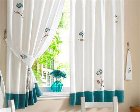 cortinas par cocina cortinas para cocinas dise 241 os r 250 sticos modernos