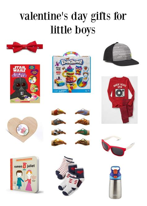 what do you give a boy for valentines day gifts for boys boys ahoy