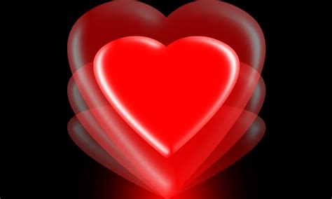 black heart themes heart background black effects wallpaper themes