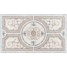 floor and decor smyrna smyrna decorative medallion 42 x 72 935450764 floor