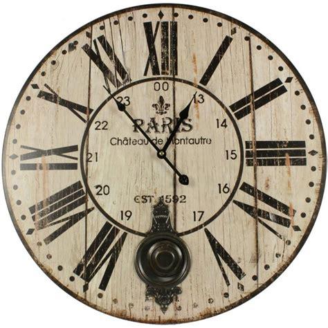 Horloge Cuisine Originale 1870 by M 233 Canisme D Horloge Silencieux Avec 3 Sets D Aiguilles